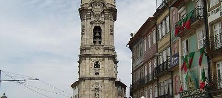 Tower of Clérigos