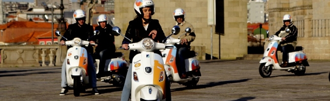 Express Tour by Vespa